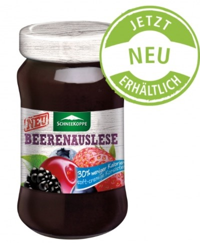 SCHNEEKOPPE Jam Berry Fruits 330G