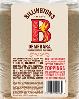 Brand - Billington's - Ets Edmond R  Goraieb SAL